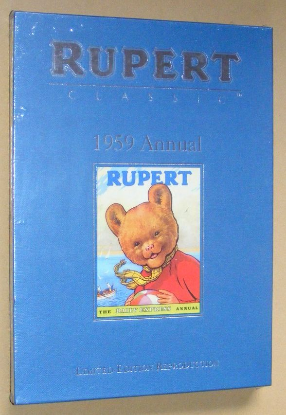 Image for Rupert 1959 Annual Limited Edition Reproduction
