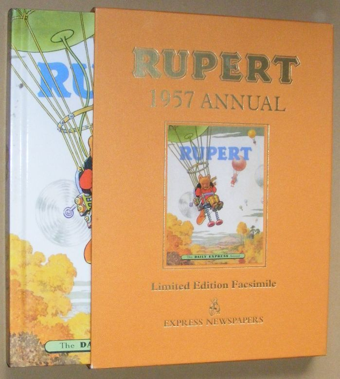 Image for Rupert 1957 Annual Limited Edition Facsimile