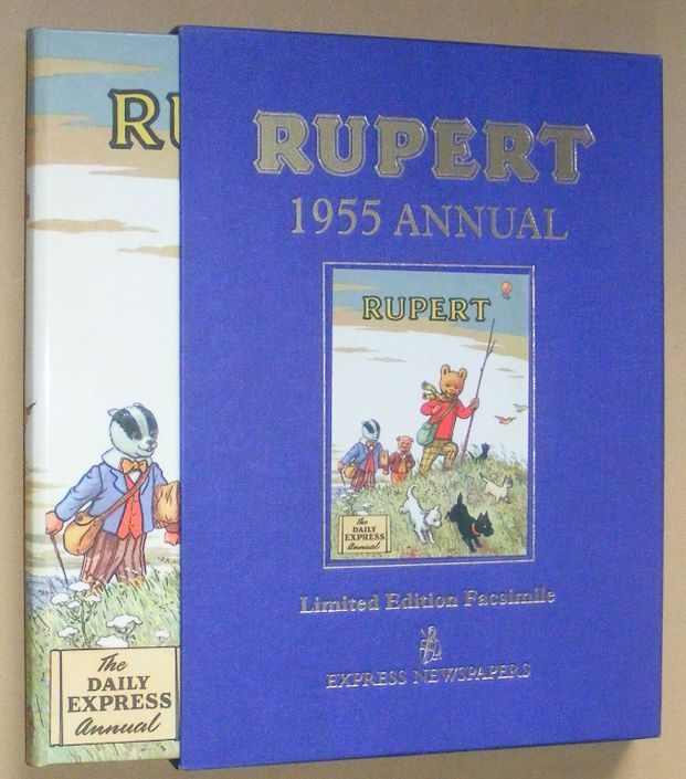 Image for Rupert 1955 Annual Limited Edition Facsimile