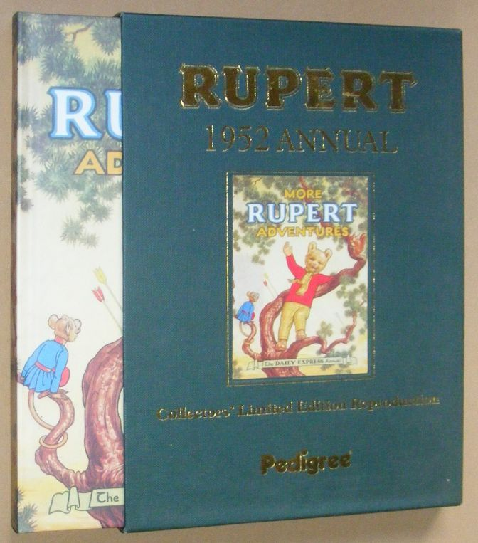 Image for Rupert 1952 Annual Limited Edition Facsimile. More Rupert Adventures