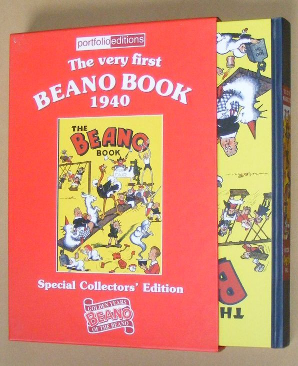 Image for The Beano Book 1940 Special Collectors' Edition