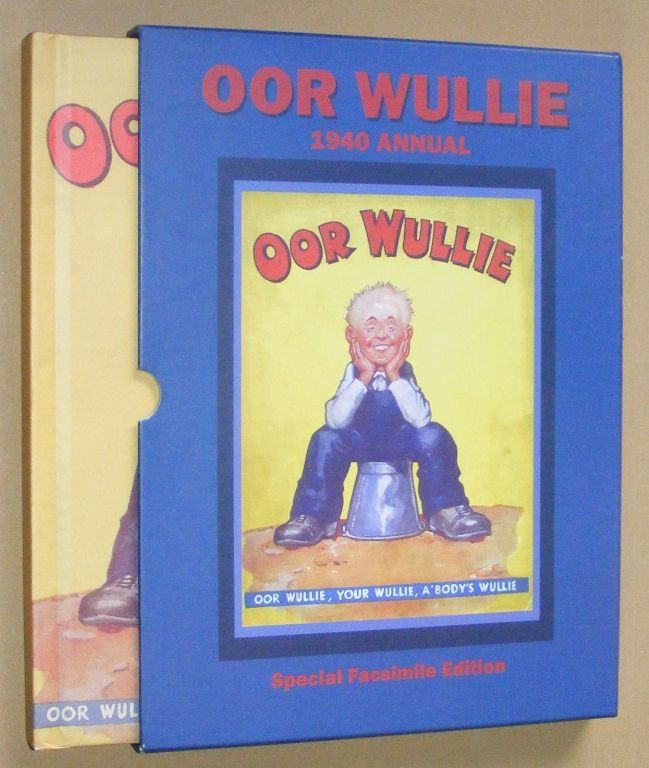 Image for Oor Wullie 1940 Annual Special Facsimile Edition