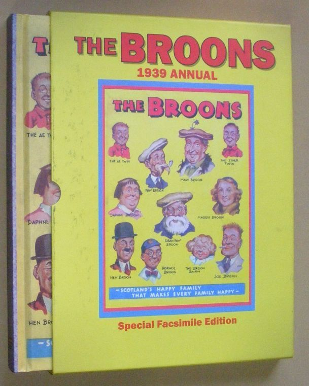 Image for The Broons 1939 Annual Special Facsimile Edition