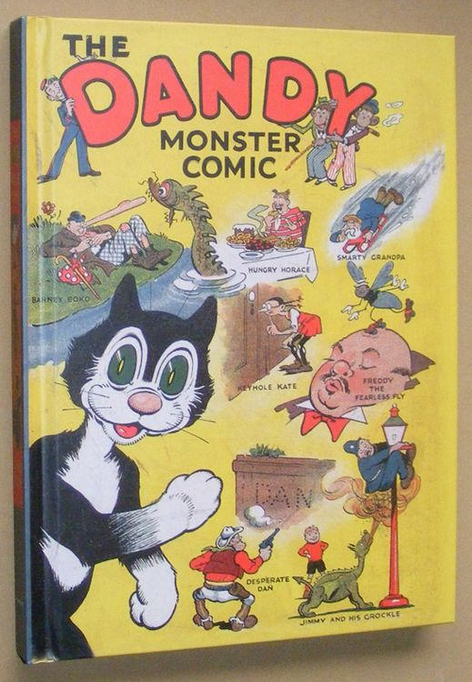 Image for The Dandy 1939 Annual Special Collectors' Edition. The Dandy Monster Comic