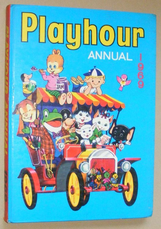 Image for Playhour Annual 1969