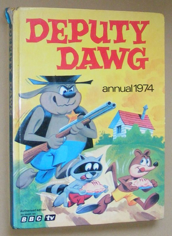 Image for Deputy Dawg Annual 1974