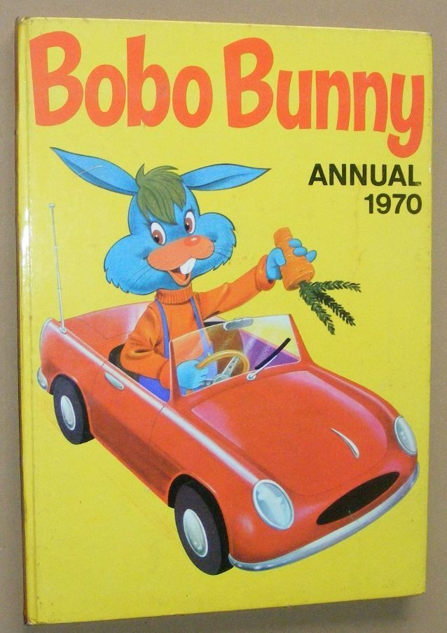 Image for Bobo Bunny Annual 1970