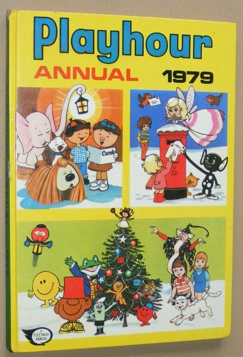 Image for Playhour Annual 1979