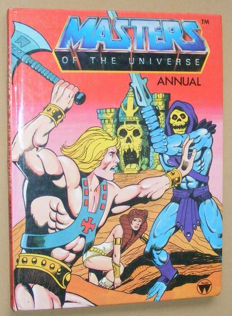 Image for Masters of the Universe Annual [1985]