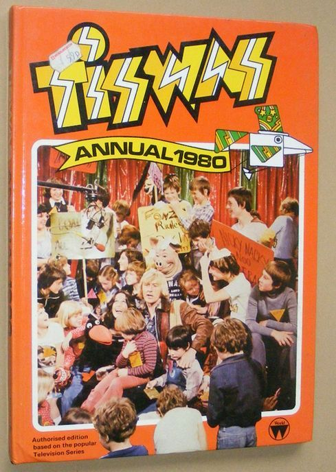 Image for Tiswas Annual 1980