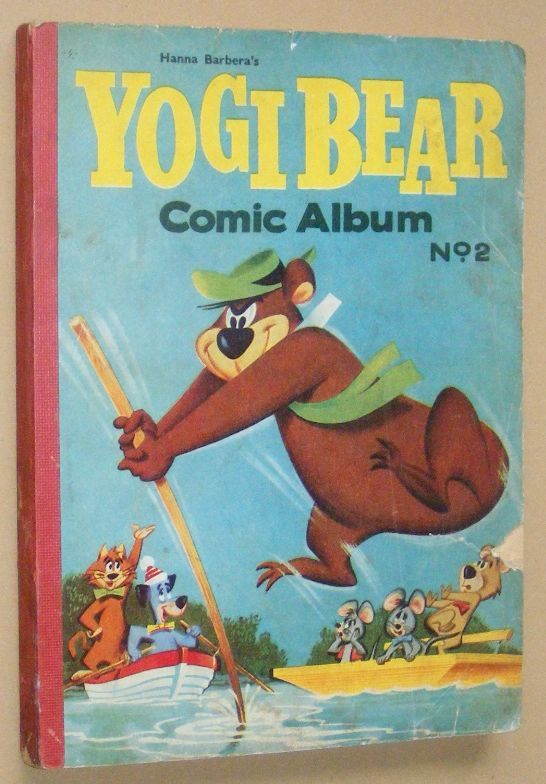 Image for Yogi Bear Comic Album No.2