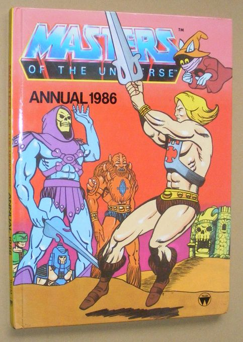 Image for Masters of the Universe Annual 1986