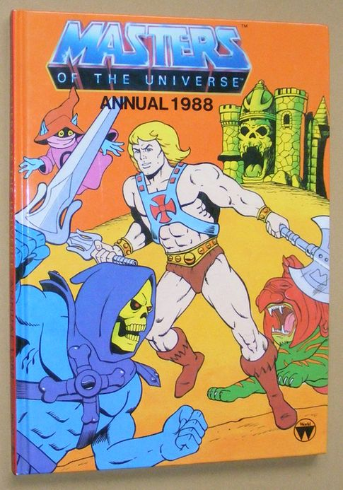 Image for Masters of the Universe Annual 1988