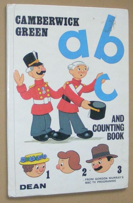 Image for Camberwick Green ABC and Counting Book