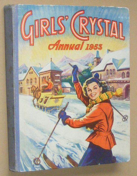 Image for Girls' Crystal Annual 1953