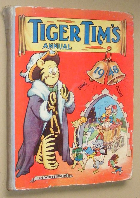 Image for Tiger Tim's Annual 1948
