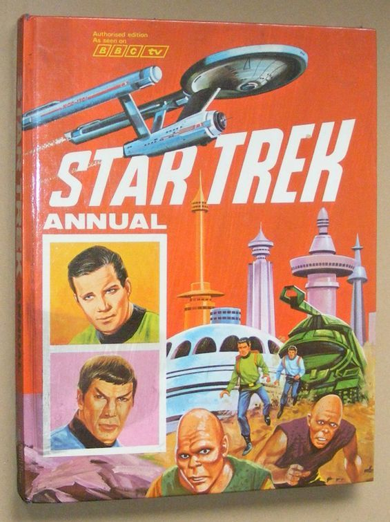 Image for Star Trek Annual
