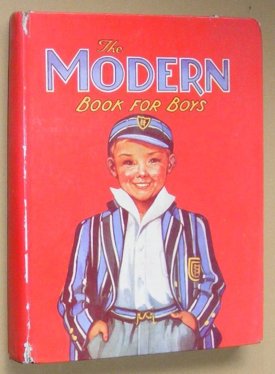Image for The Modern Book for Boys