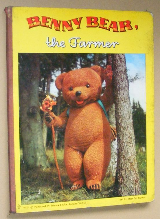 Image for Benny Bear, Farmer