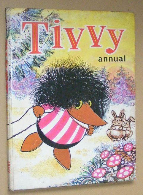 Image for Tivvy Annual 1967
