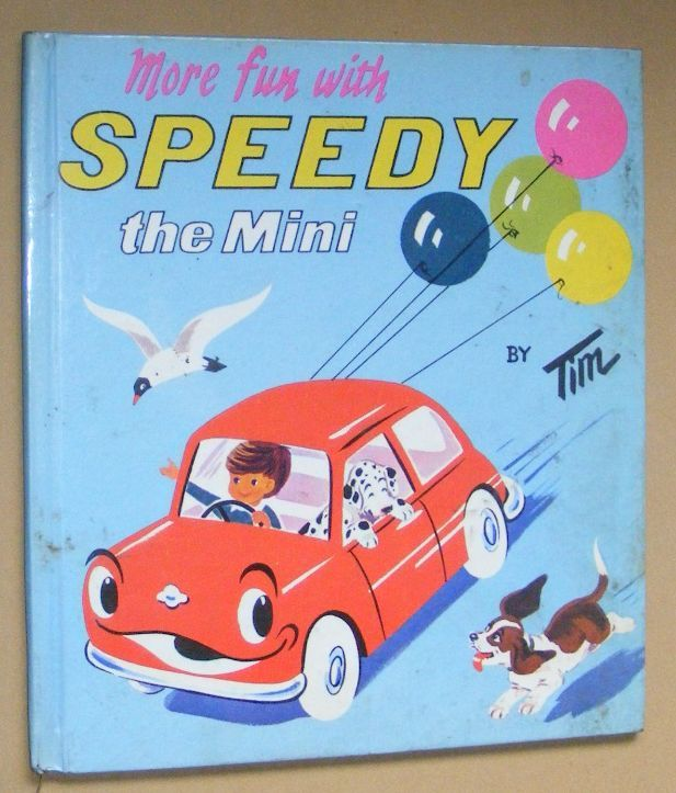 Image for More Fun with Speedy the Mini