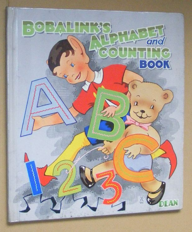 Image for Bobalink's Alphabet and Counting Book