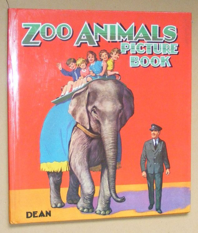 Image for Zoo Animals Picture Book