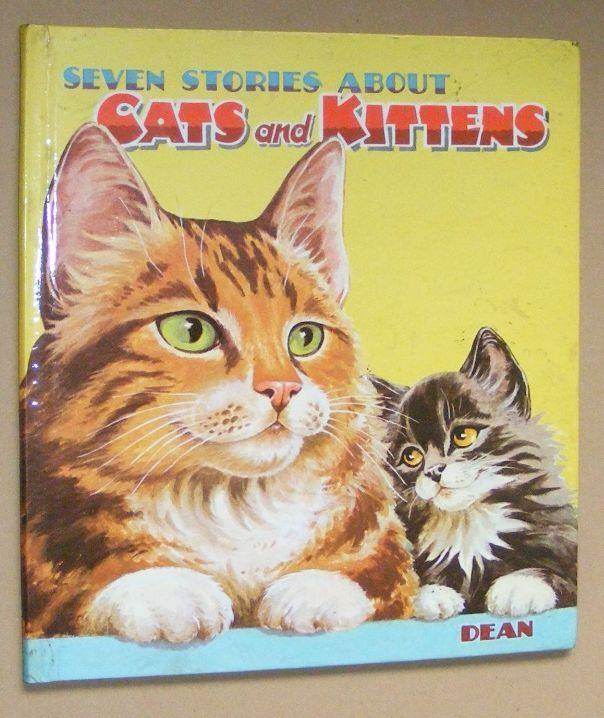 Image for Seven Stories about Cats and Kittens