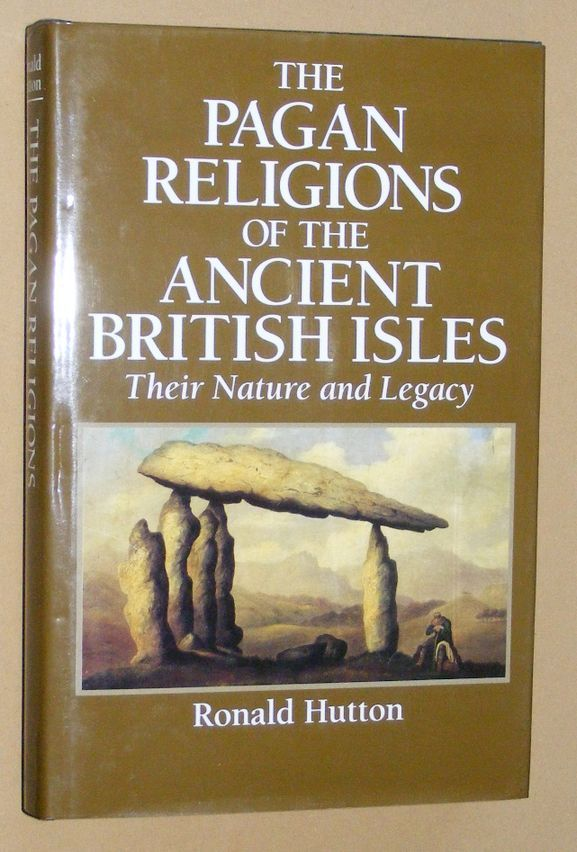 Image for The Pagan Religions of the Ancient British Isles: their nature and legacy