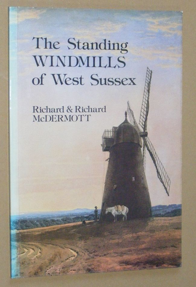 Image for The Standing Windmills of West Sussex