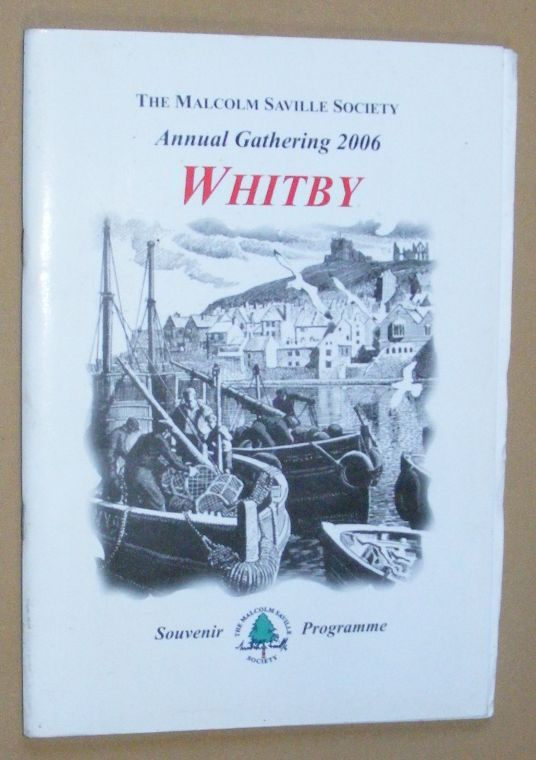 Image for The Malcolm Saville Society Annual Gathering 2006, Whitby, Souvenir Programme