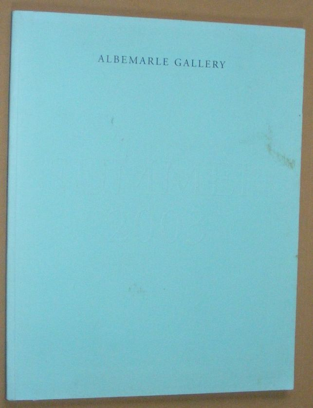 Image for Albemarle Gallery Summer 2003