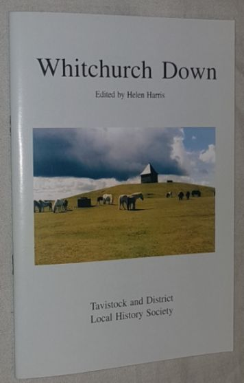 Image for Whitchurch Down: a study by members of the Tavistock and District Local History Society