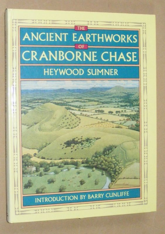 Image for The Ancient Earthworks of Cranborne Chase described, & delineated in plan founded on the 25 inch to 1 mile Ordnance Survey ...