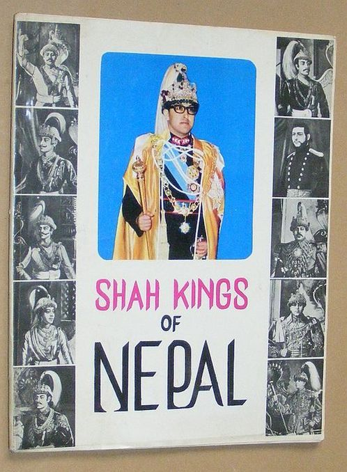 Image for The Shah Kings of Nepal