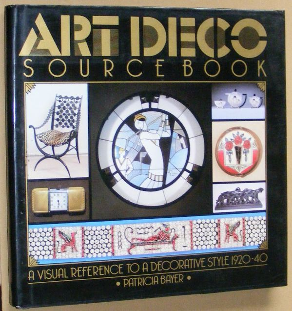 Image for Art Deco Source Book