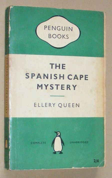 Image for The Spanish Cape Mystery