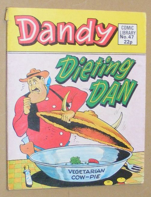 Image for Dandy Comic Library No.47: Dieting Dan
