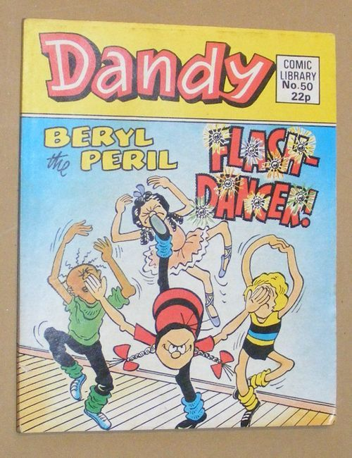 Image for Dandy Comic Library No.50: Beryl the Peril Flash-Dancer!