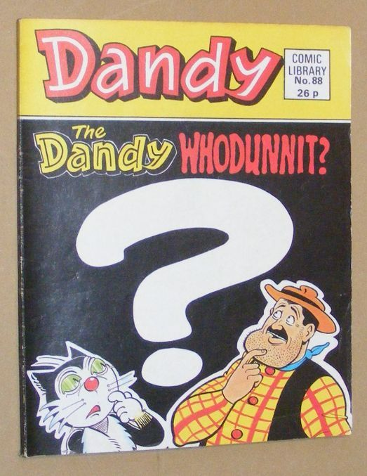 Image for Dandy Comic Library No.88: The Dandy Whodunnit?