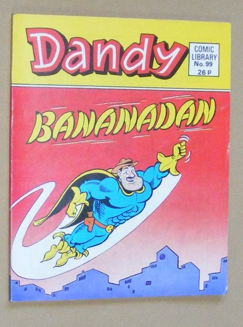Image for Dandy Comic Library No.99: [Desperate Dan in] Bananadan