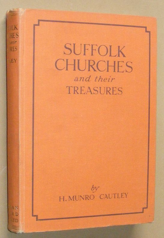 Image for Suffolk Churches and their Treasures