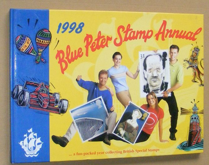 Image for 1998 Blue Peter Stamp Annual