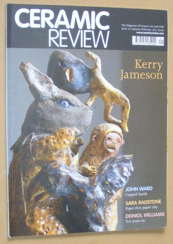Image for Ceramic Review 271, January/February 2015