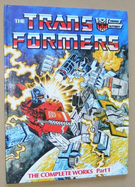 Image for The Transformers Complete Works Vol.1, April 1986