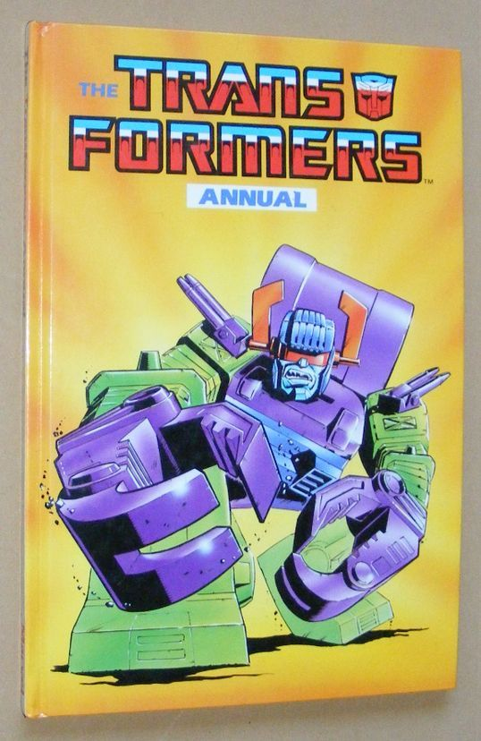 Image for The Transformers Annual 1989