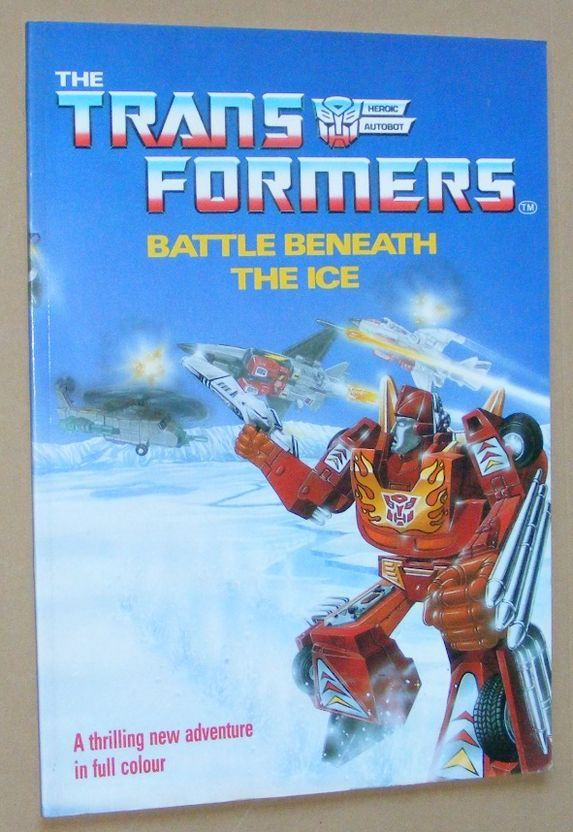 Image for The Transformers: Battle Beneath the Ice