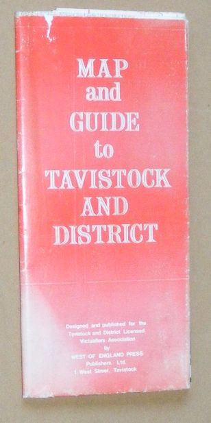 Image for Map and Guide to Tavistock and District