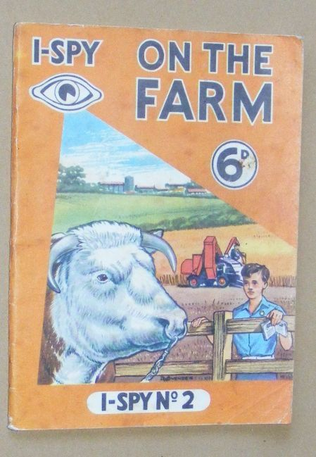 Image for I-Spy On the Farm (I-Spy No.2)