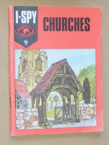 Image for I-Spy Churches